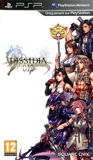 Dissidia 012[duodecim] Final Fantasy sur PSP