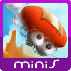 Blimp : The Flying Adventures sur PSP
