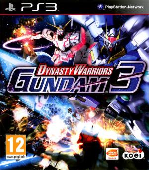 Dynasty Warriors : Gundam 3 sur PS3