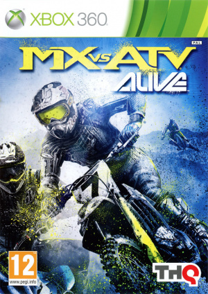 MX vs ATV Alive sur 360