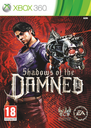 Shadows of the Damned sur 360