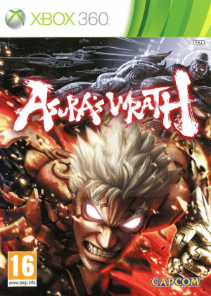Asura's Wrath sur 360