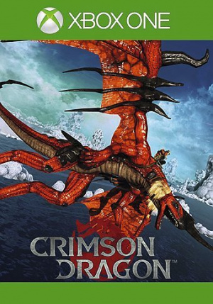 Crimson Dragon sur ONE