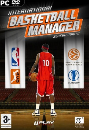 International Basketball Manager : Season 2010-11 sur PC