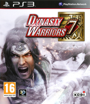 Dynasty Warriors 7 sur PS3
