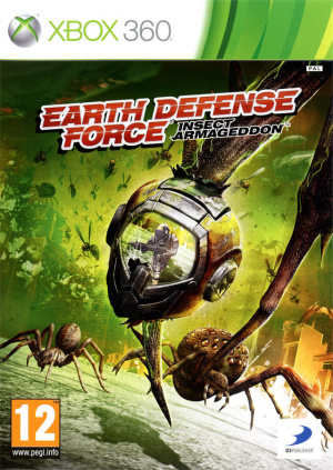 Earth Defense Force : Insect Armageddon sur 360