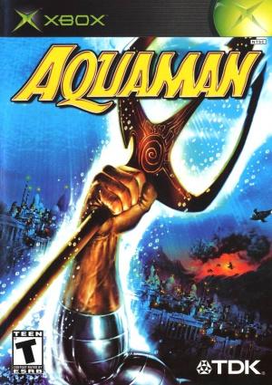 Aquaman sur Xbox