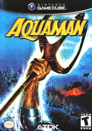 Aquaman sur NGC