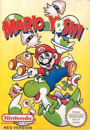 Mario & Yoshi sur Nes