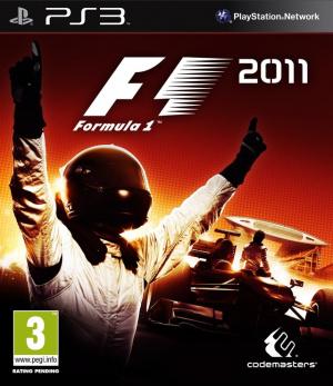 F1 2011 sur PS3