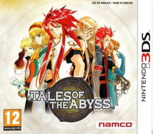 Tales of the Abyss sur 3DS