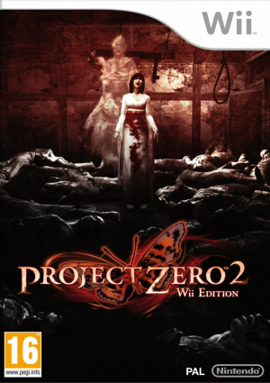 Project Zero II : Crimson Butterfly