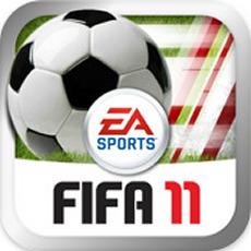 FIFA 11 sur iOS