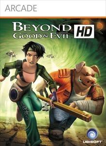 Beyond Good & Evil HD sur 360