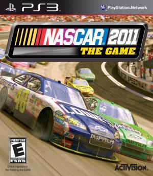 NASCAR The Game 2011 sur PS3