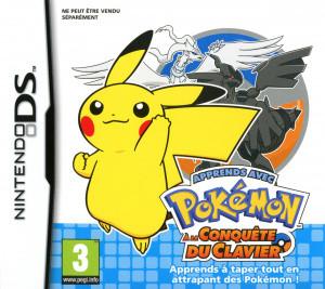 Apprends avec Pokémon : A la Conquête du Clavier sur DS