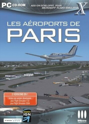 Flight Simulator X : Les Aéroports de Paris sur PC