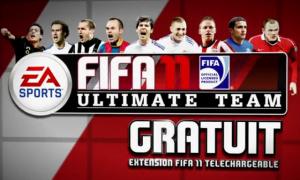 FIFA 11 : Ultimate Team sur PS3