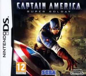 Captain America : Super Soldat sur DS