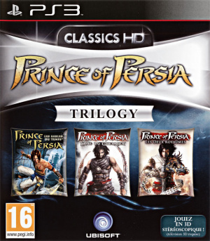 Prince of Persia Trilogy sur PS3