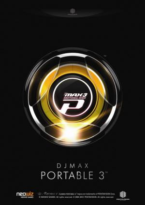 DJ Max Portable 3 sur PSP