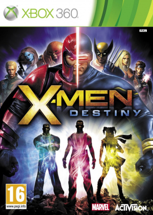 X-Men Destiny sur 360