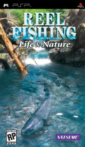 Reel Fishing Great Outdoors sur PSP