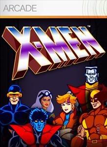 X-Men Arcade sur 360