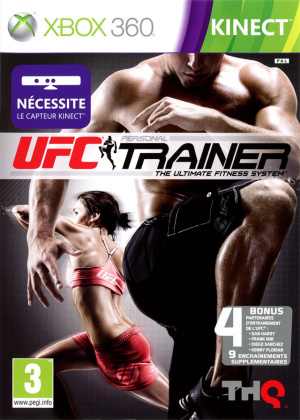 UFC Personal Trainer : The Ultimate Fitness System sur 360