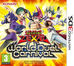 Yu-Gi-Oh! Zexal : World Duel Carnival sur 3DS