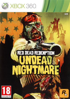 Red Dead Redemption : Undead Nightmare sur 360