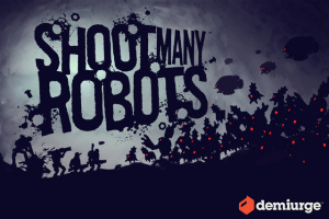 Shoot Many Robots sur 360