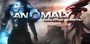 Anomaly : Warzone Earth sur iOS