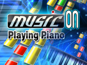 Music on : Playing Piano sur DS