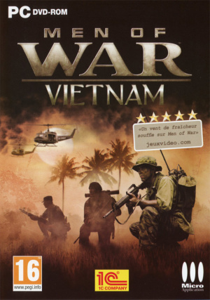 Men of War : Vietnam sur PC