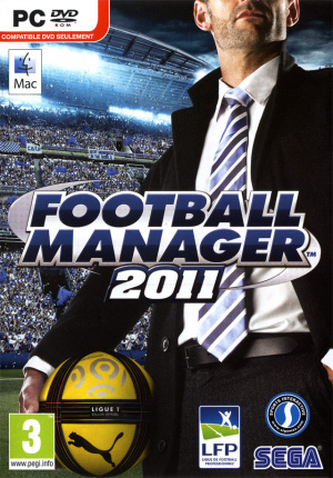 Football Manager 2011 sur Mac
