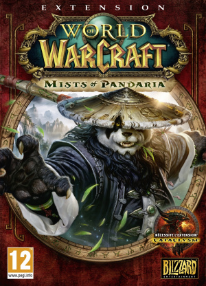 World of Warcraft : Mists of Pandaria sur Mac