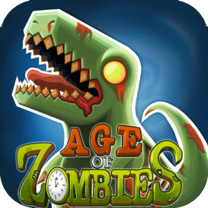 Age of Zombies sur iOS