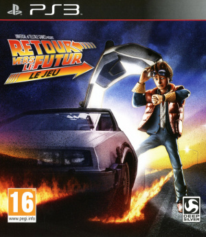 Retour vers le Futur : Le Jeu sur PS3