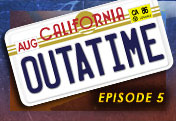 Back to the Future : The Game - Episode 5 : OUTATIME sur PS3