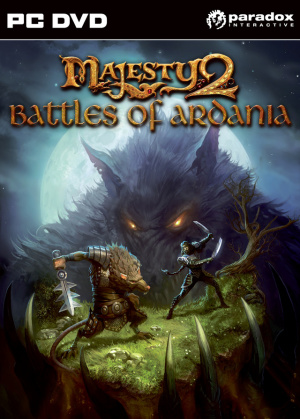 Majesty 2 : Battles of Ardania sur PC