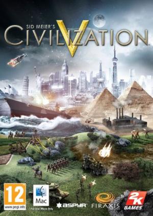 Civilization V sur Mac