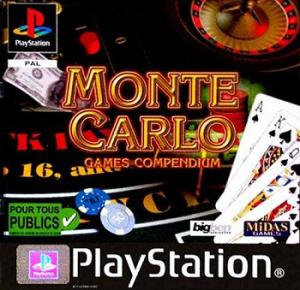Monte Carlo Games Compendium sur PS1