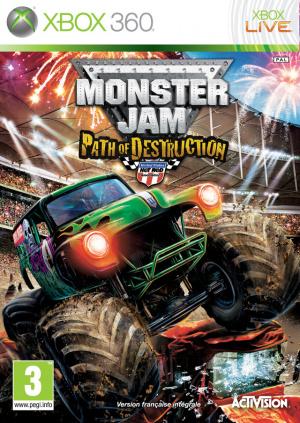 Monster Jam : Path of Destruction (Xbox 360)