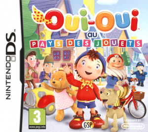 Oui-Oui au Pays des Jouets sur DS