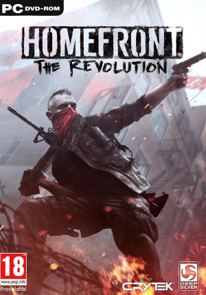 Homefront  : The Revolution sur PC