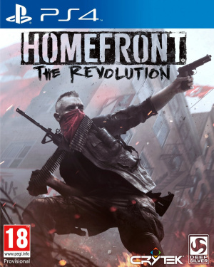 Homefront : The Revolution sur PS4