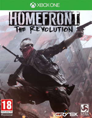 Homefront : The Revolution sur ONE