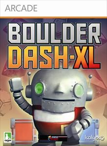 Boulder Dash XL sur 360