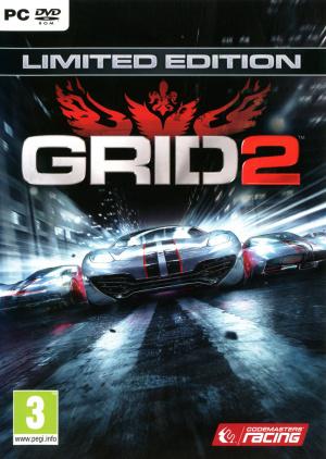 GRID 2 sur PC